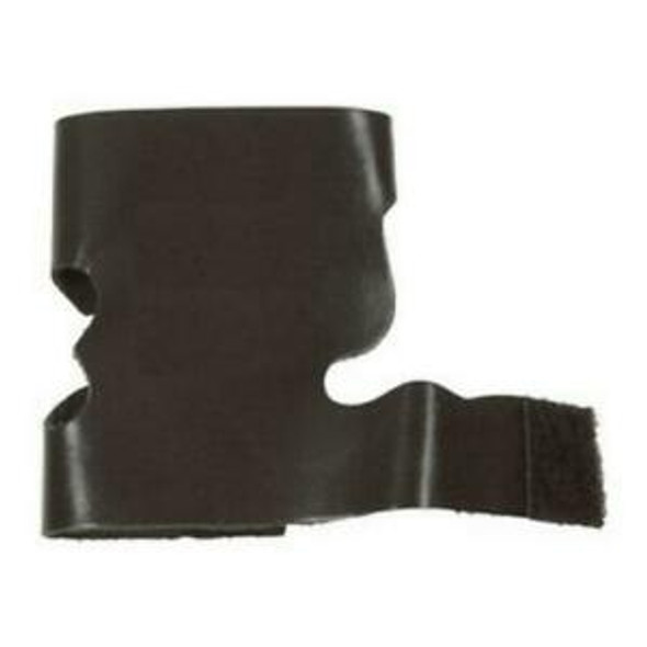 Conn-Selmer Black leather, Velcro