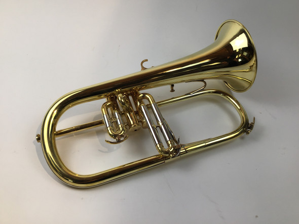 Used Couesnon Bb Flugelhorn (SN: 77574)