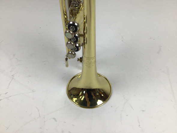 Used Bach 184 Bb Cornet (SN: 335004)