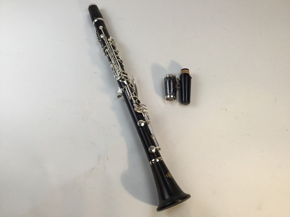 Demo Dillon Bb Clarinet Grenadilla Wood (SN: 831306)