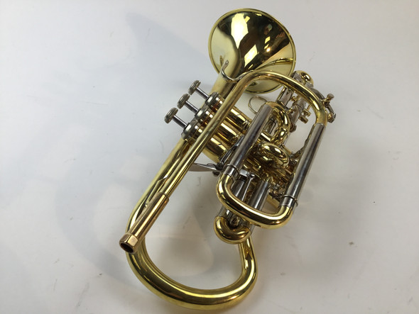 Used Bach 184 Bb Cornet (SN: 226631)