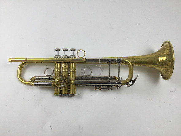 Used Bach 37 Bb Trumpet (SN: 181538)