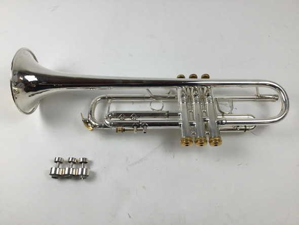 Used Bach LR37 Bb Trumpet (SN: 494881)