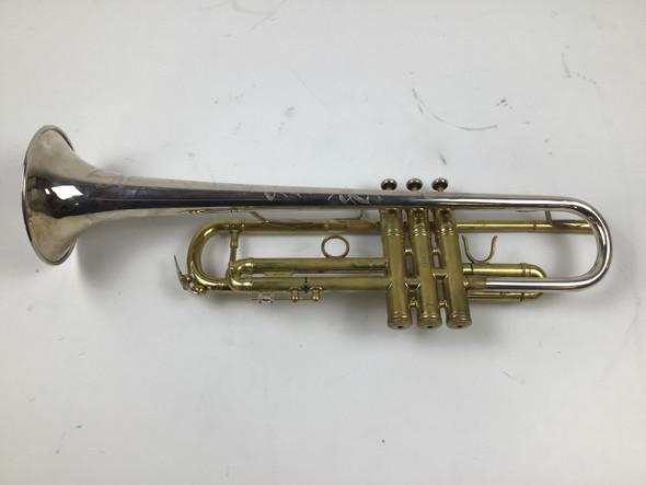Used LA Benge 3X+ Bb Trumpet (SN: 15502)