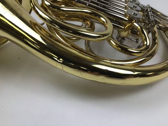Used Dillon F/Bb Double French Horn (SN: 0103004)