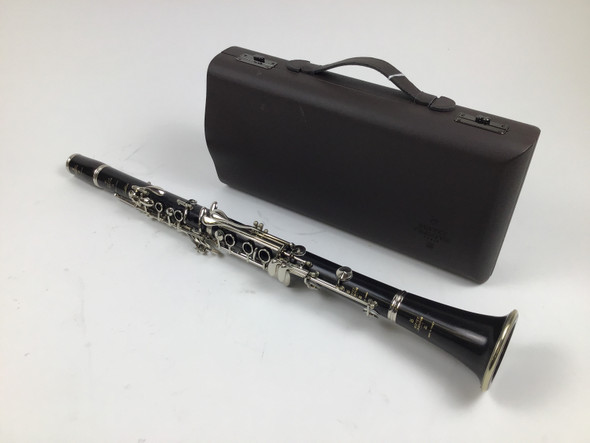 Demo Buffet 'Tradition' Bb Clarinet Nickel Plated Keys (SN: 695773)