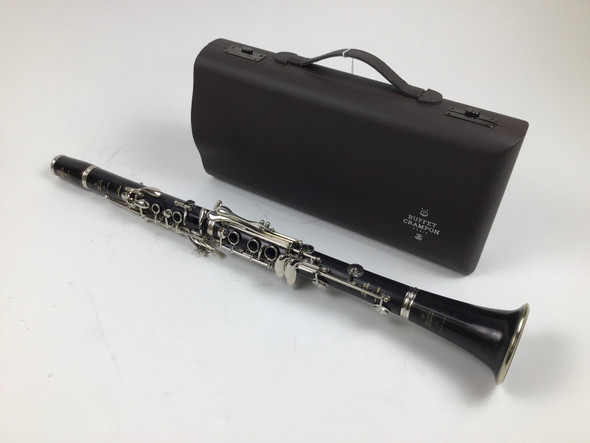 Demo Buffet 'Tradition' Bb Clarinet Nickel Plated Keys (SN: 701574)
