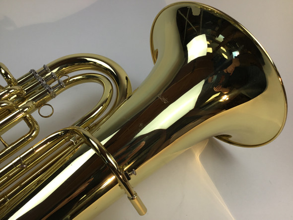 Used Schafer BBb tuba (SN:200165)