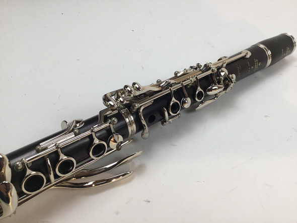 Demo Buffet 'Tradition' Bb Clarinet Nickel Plated Keys (SN: 705868)