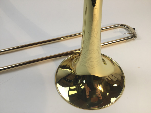 Used Conn 88HY Bb/F Tenor Trombone (SN: 581605)