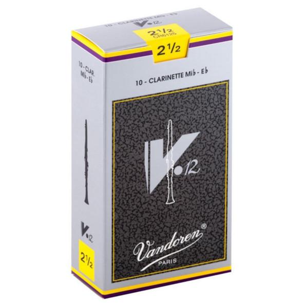 Vandoren Eb Clarinet V12 Reeds