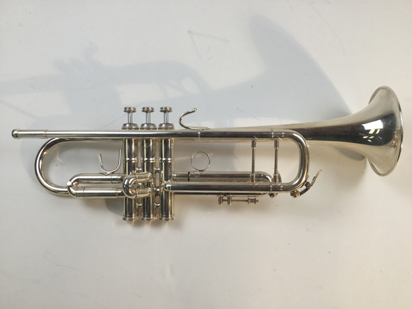 Used B&S Challenger I 3137 Bb Trumpet (SN: 062953)