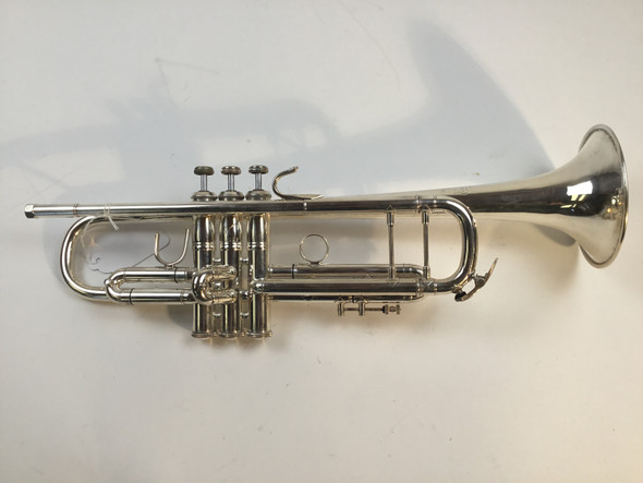 Used Bach 37 Bb Trumpet (SN: 202096)
