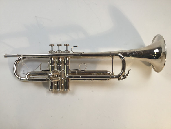 Used S.E. Shires model B Bb Trumpet (SN: 121)