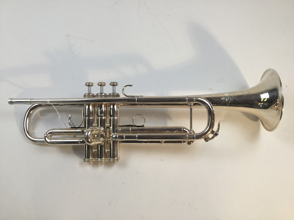Used S.E. Shires CVP Bb Trumpet (SN: 2204)
