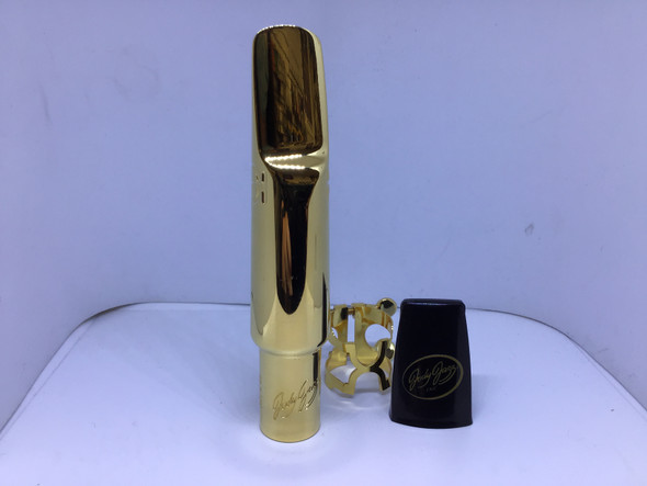 Used Jody Jazz DV 8 Bass Saxophone Mouthpiece [963]
