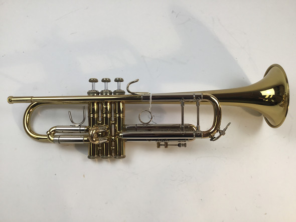 Used Bach 37 Bb Trumpet (SN: 337419)