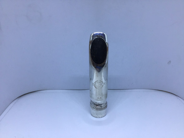 Used Selmer Paris Metal C* Alto Saxophone Mouthpiece [973]