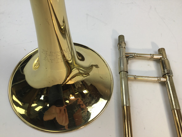 Used Blessing Artist 88H Bb/F Tenor Trombone (SN: GB670007)