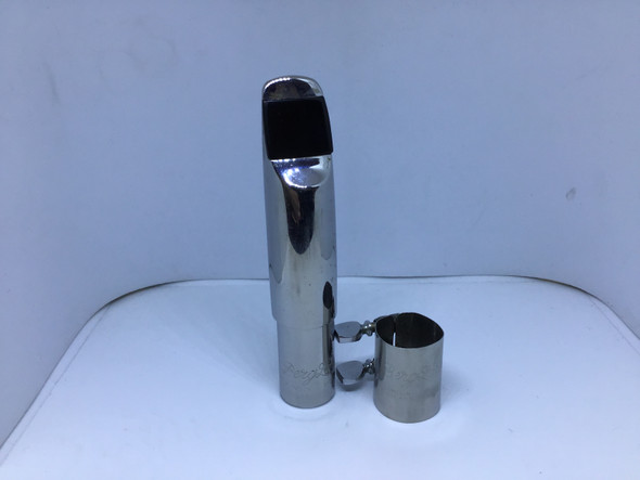 Used Berg Larsen Metal 115/2 SMS Tenor Sax Mouthpiece [985]