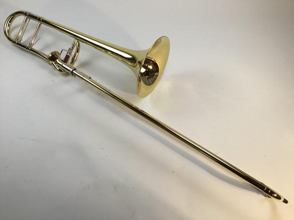 Demo Bach 42AF Bb/F Tenor Trombone (SN: 210840)