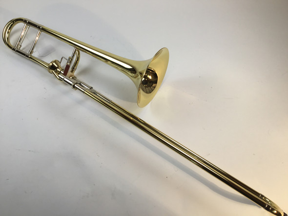 Demo Bach 42AF Bb/F Tenor Trombone (SN: 218687)