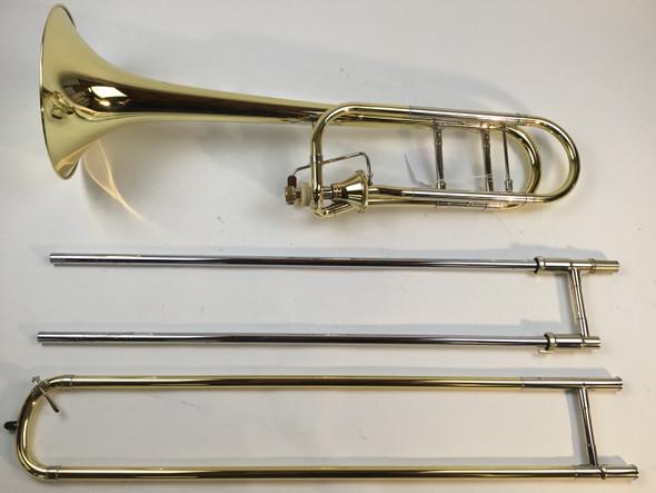 Demo Bach 42AF Bb/F Tenor Trombone (SN: 216092)