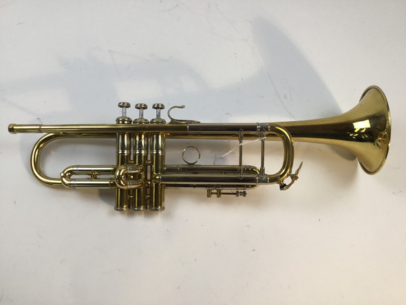 Used Bach 37 Bb Trumpet (SN: 36613)