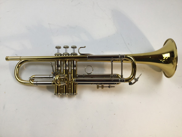 Used Bach 37 Bb Trumpet (SN: 116963)