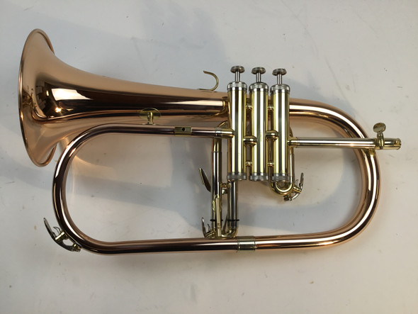 Used Allora Bb Flugelhorn (SN: 1208031)
