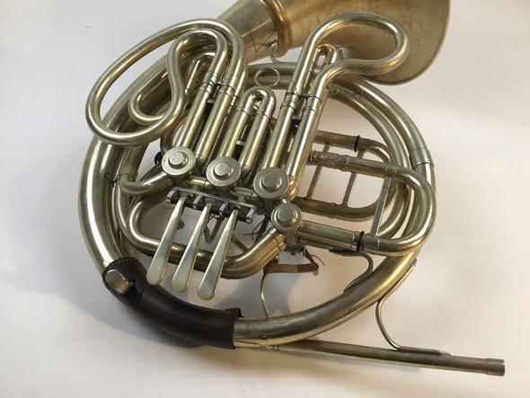 Used King Eroica F/Bb French Horn (SN: 670260)