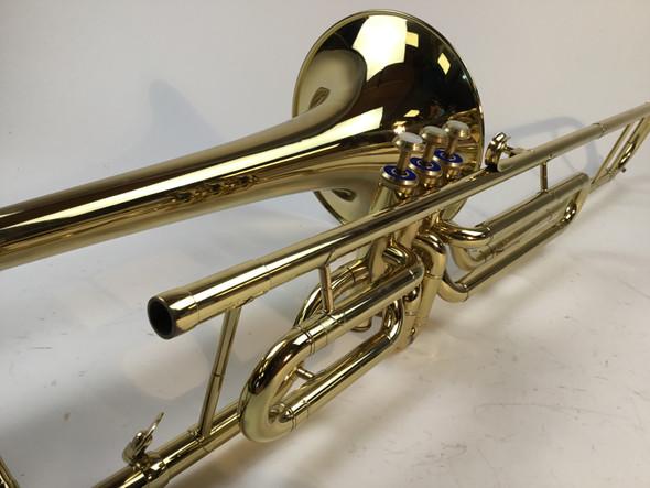 Used E.M. Winston Bb Valve Trombone (SN: 235269)