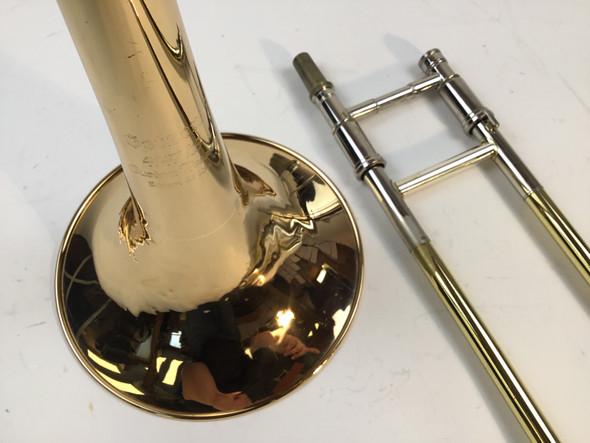 Used Getzen 4047IB Bb/F Tenor Trombone (SN: 0376)