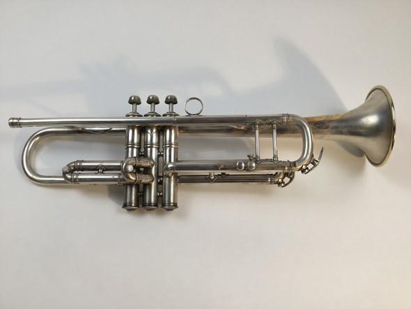 Used York Bb/A Trumpet (SN: 91924)