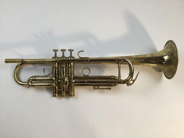Used Burbank Benge Bb Trumpet (SN: 4359)