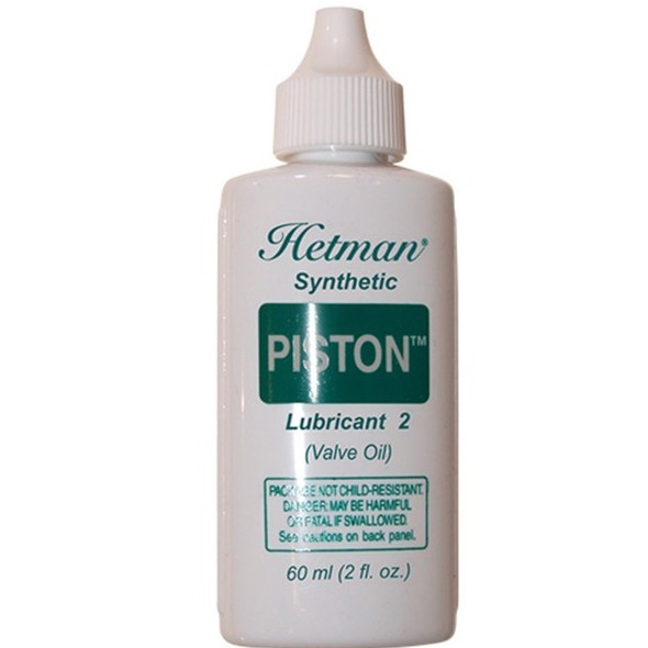 Hetman Piston Valve Oil