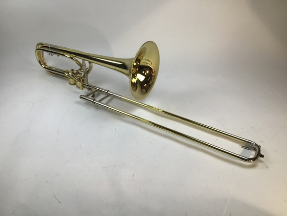 Demo Rath R9 Bb/F/Gb/D Hagmann Bass Trombone (SN: 877)