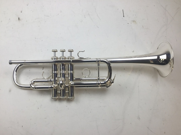 Used Bach AC190S C Trumpet (SN:A8863)