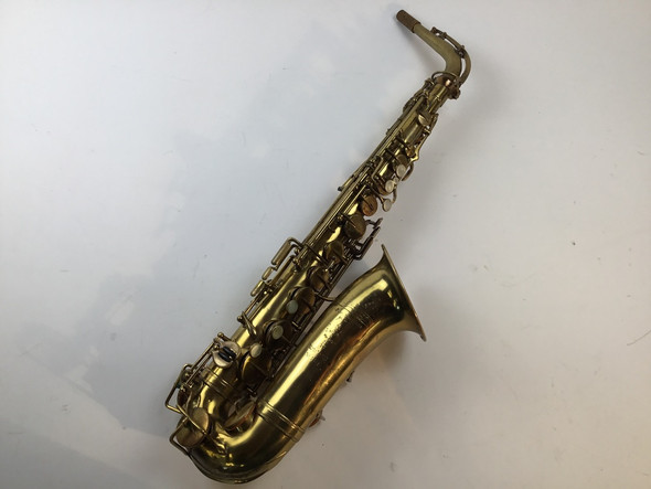 Used Selmer Model 22 Alto Sax (SN: 1441)