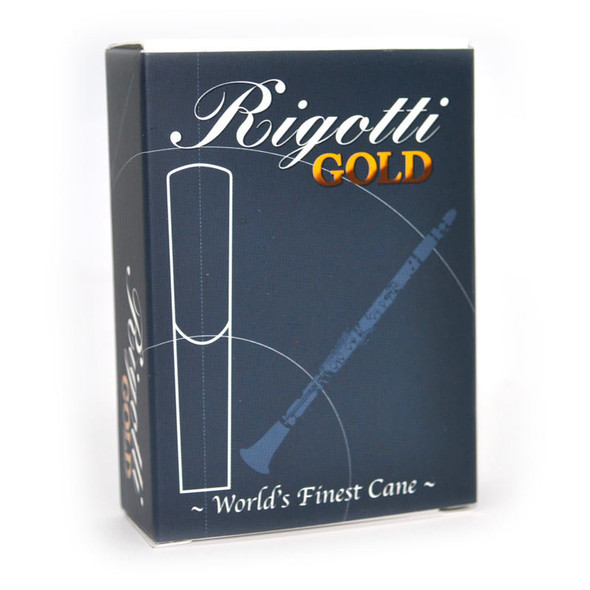 Rigotti Gold Jazz Bb Clarinet Size 1.5
