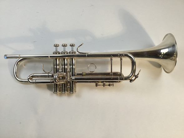 Used Bach 37 Bb Trumpet ( SN: 653408)