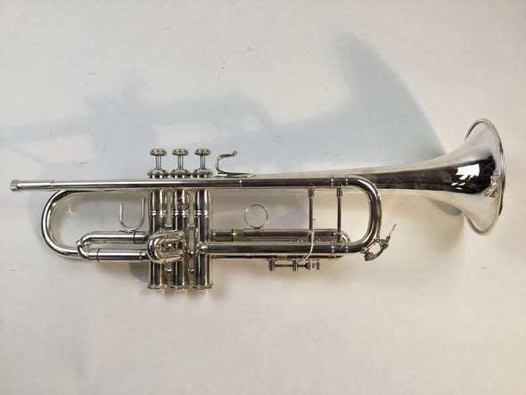 Used Bach 37 Bb Trumpet (SN: 132486)
