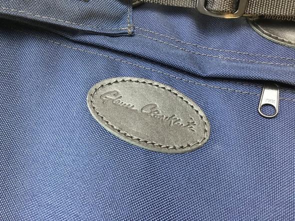 Used Cronkhite Medium Tuba Bag, Dark Blue Fabric [270]