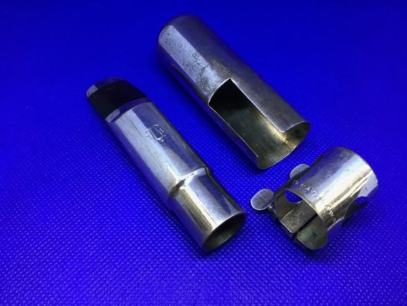 Used Yanagisawa Metal 7 Alto Sax Mouthpiece [655]