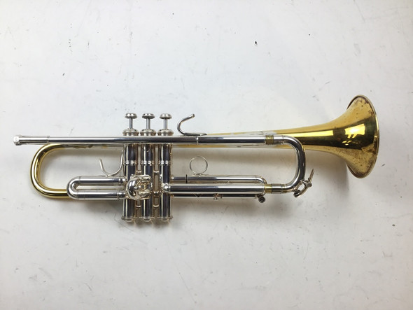 Used Bach/Calicchio Hybrid Bb Trumpet (SN: 739950)