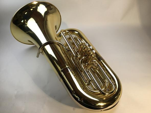 Used Miraphone BB1291-4V BBb tuba (SN:9123528)