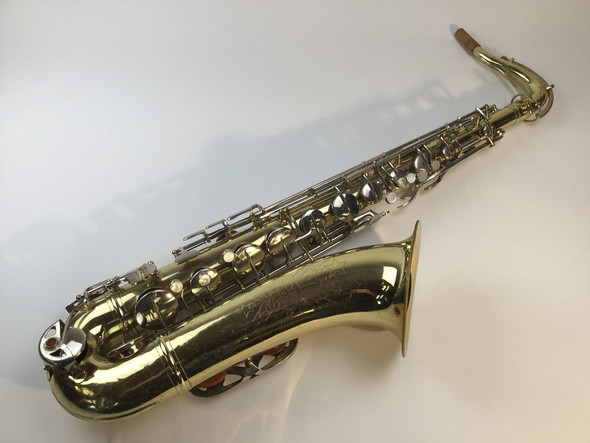 "Used Conn ""Shooting Star"" Tenor Sax (SN: E91670)"