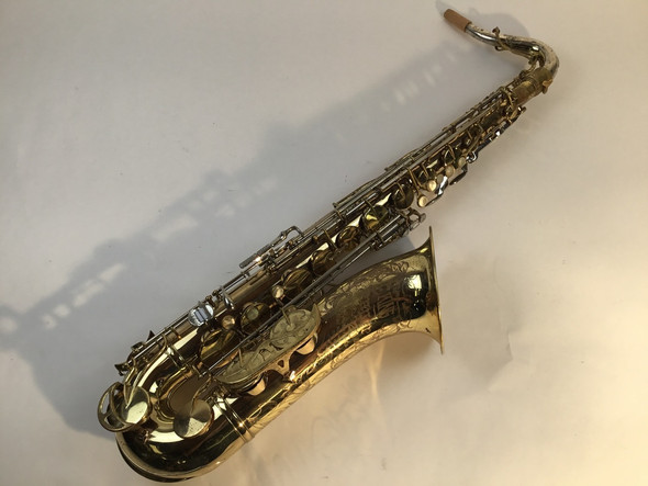 Used King Super 20 Tenor Saxophone (SN: 367113)