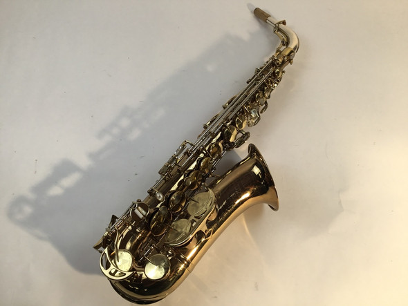 Used King Super 20 Alto Saxophone (SN: 287709)