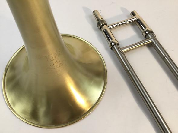 Used King 3B Bb Tenor Trombone (SN: 403816)